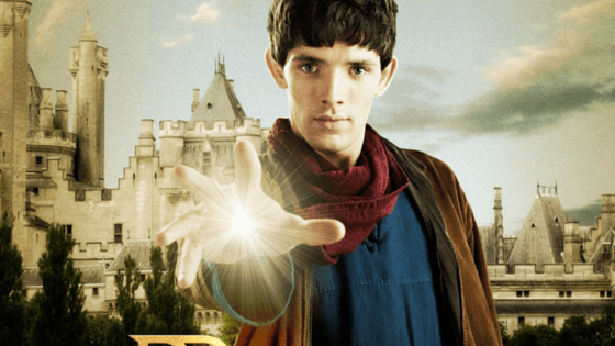 Merlin is an example of Mythical Fantasy.
