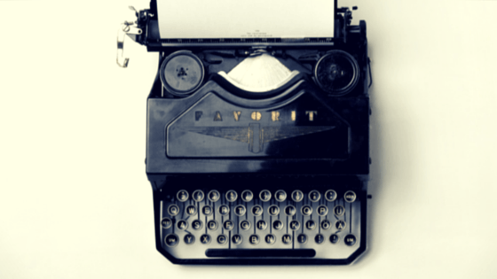 Copywriting has been used by many writers as a way into the industry.