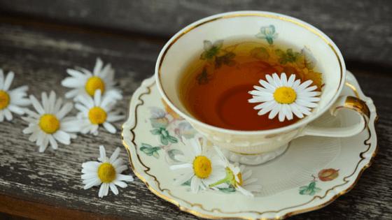 Tea. Tea solves everything.
