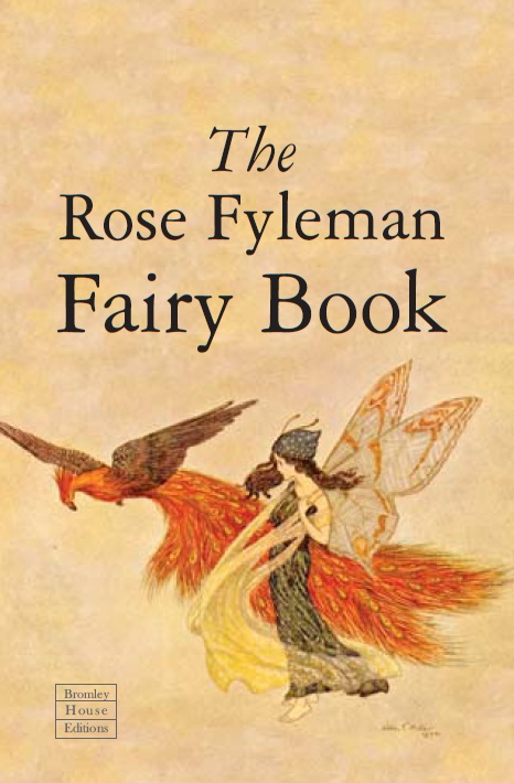 Fyleman-Rose-TheFairyBook-cover