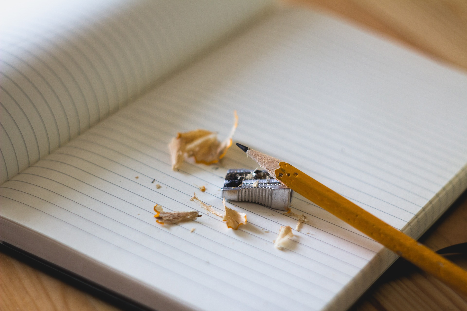 Why you'll never achieve perfection as a writer