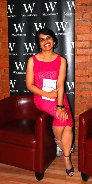 Author of Memoirs of My Body, Shreya Sen Handley.