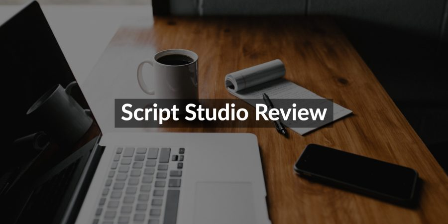 Find out more about writing software Script Studio in this review from The Writer's Cookbook.
