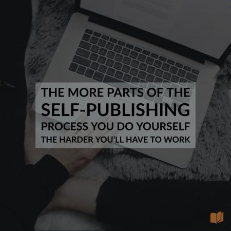 Self-publishing is not the easy path it's made out to be.