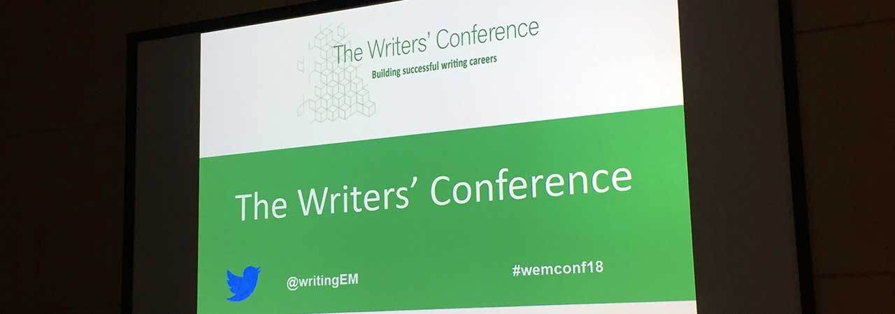 The Writers' Conference 2018: Inspiration, Education, and Community