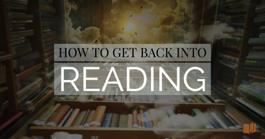 How to get back into reading