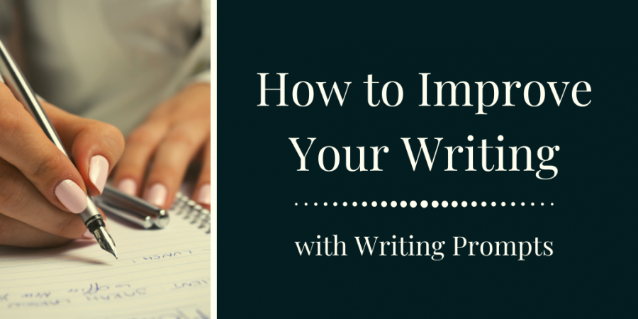 How to improve your writing using writing prompts