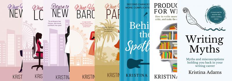Kristina Adams's books