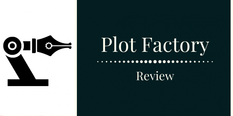 A review of writing software Plot Factory