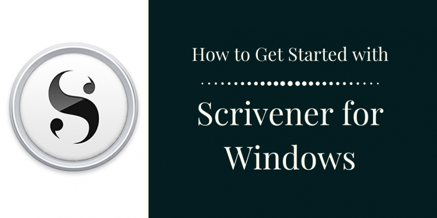 How to get started with Scrivener for Windows