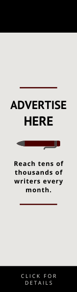Click here for more information on advertising your brand at The Writer's Cookbook