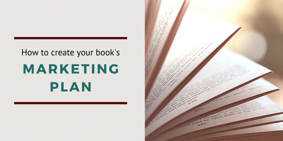 Book marketing planning