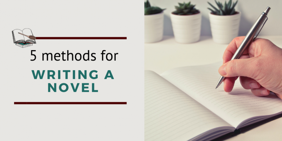 5 methods to plan your novel