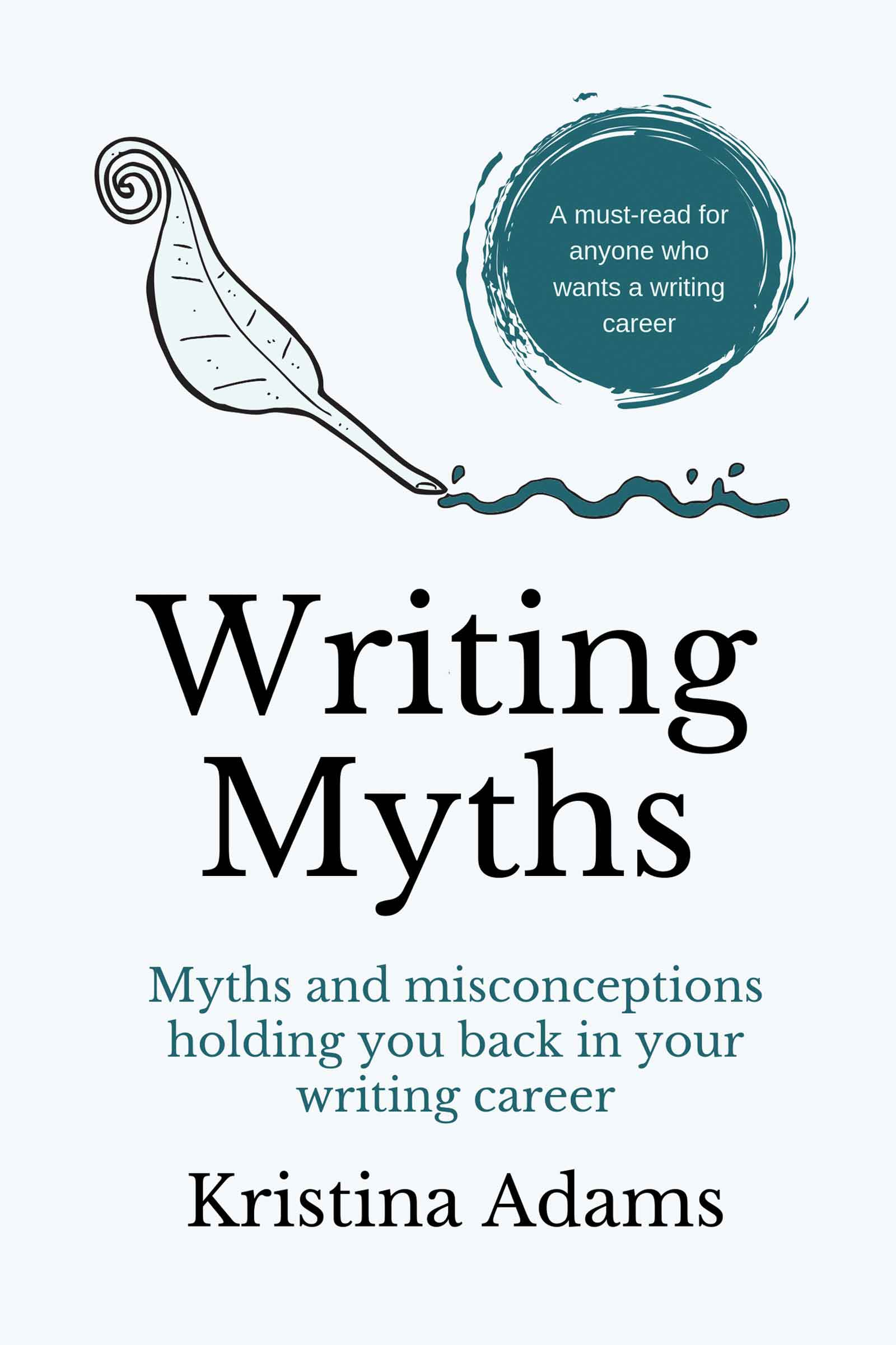 Writing Myths cover