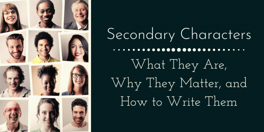 Why do secondary characters matter?