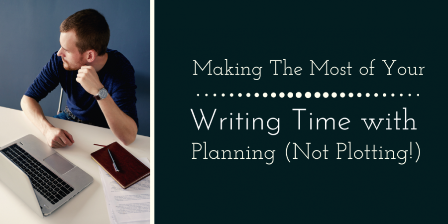 Make the most of your writing time