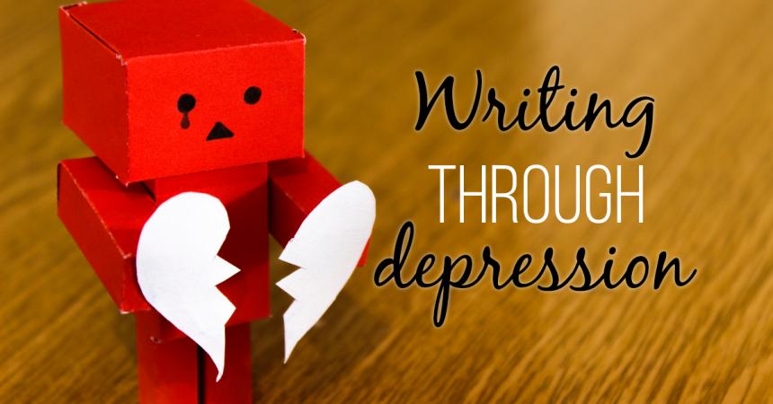 Writing through depression