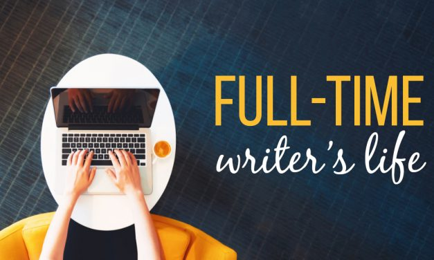 What NOBODY Tells You About Being a Full-Time Writer