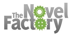 The Novel Factory logo