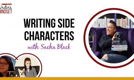 Writing Side Characters (with Sacha Black)