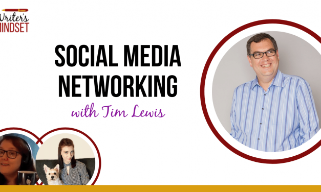 Social Media Networking for Authors (with Tim Lewis)