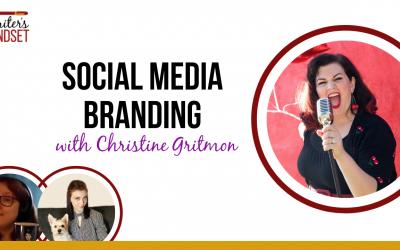 Social Media Branding for Authors (with Christine Gritmon)