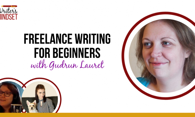 Getting Started Freelance Writing (with Gudrun Lauret)